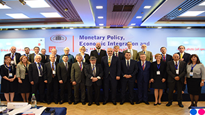 Annual Conference of the Bank of Albania, 1 November 2018