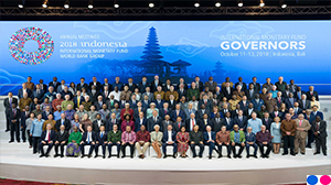 Governor's Sejko attends the Annual Meetings of the International Monetary Fund and the World Bank, 12 - 14 October 2018