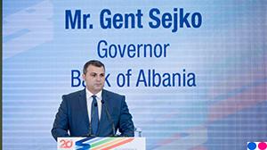Guvernatori Sejko në konferencën e tretë të Shoqatës Shqiptare të Bankave, 14 maj 2019
