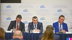 Guvernatori Sejko në Samitin e Vendeve të Rajonit dhe Konferencën e 8-të të Bankës