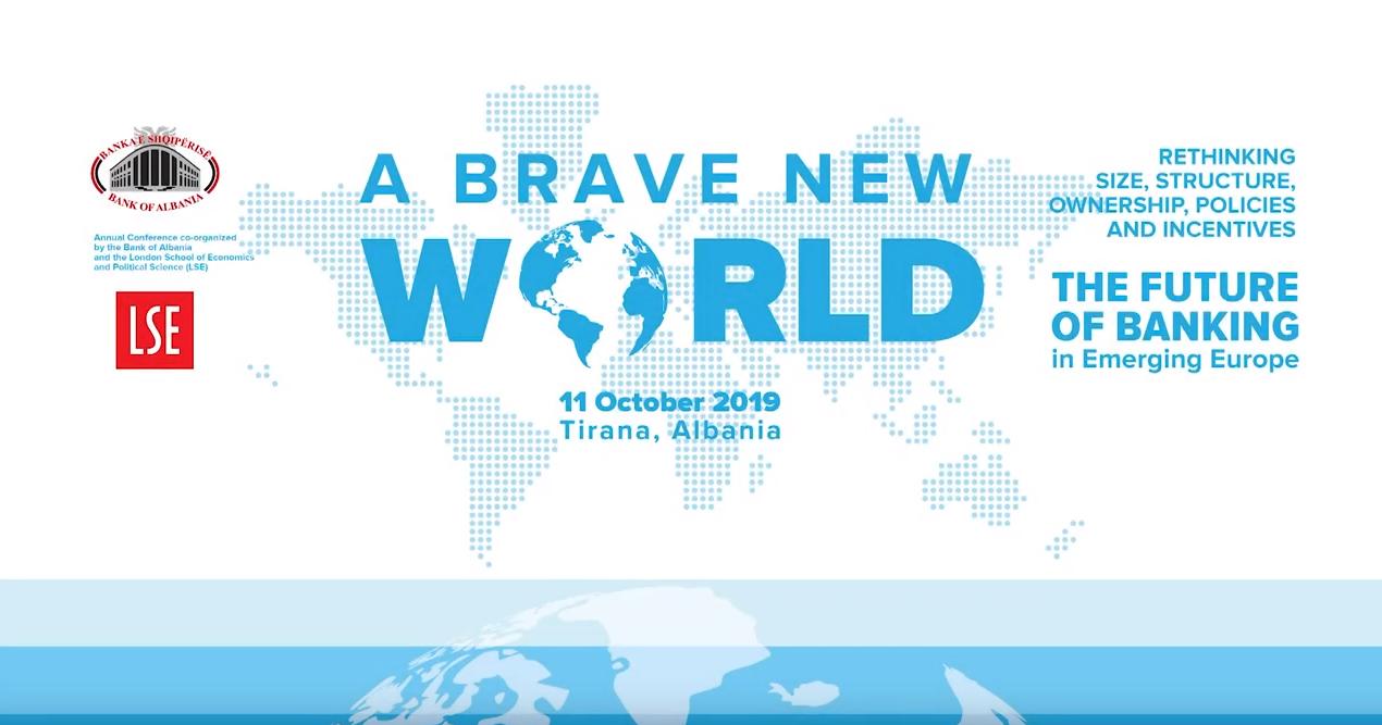 Konferenca vjetore e Bankës së Shqipërisë 2019