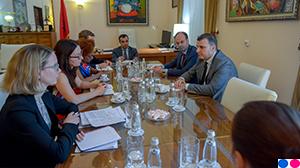 Guvernatori Sejko në takim me Misionin e Bankës Botërore në kuadër të Mbështetjes së Politikave Makrofiskale, 19 qershor 2019