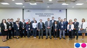 Seminari rajonal i statistikave, 13 -14 qershor 2018