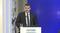 "Governor Sejko at the Tirana Economic Forum  - ""Future Balkans: Towards a global inclusion"", 24.01.2018"