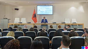 Guvernatori Sejko në konferencën për shtyp për vendimmarrjen e politikës monetare, 7 korrik 2019