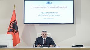 Konferencë për shtyp mbi vendimmarrjen e politikës monetare dhe analizën e punës për vitin 2018