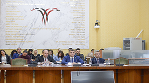 Guvernatori Sejko në seancën dëgjimore të Komisionit Parlamentar të Ekonomisë dhe Financave mbi projektbuxhetin 2019, 19.11.2018