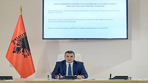 Konferencë për shtyp e Guvernatorit Sejko për vendimmarrjen e politikës monetare, 8 maj 2019