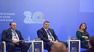 Guvernatori Sejko në konferencën e nivelit të lartë të organizuar nga BQK, 19 nëntor 2019