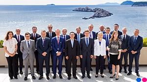 """Guvernatori Sejko në konferencën e nivelit të lartë """"Demografia, punësimi dhe rritja ekonomike: Duke përshkuar të ardhmen në vendet e Evropës Qendrore dhe Juglindore"""""""