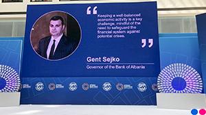 Guvernatori Sejko në Mbledhjet e Pranverës të FMN dhe BB, prill 2019