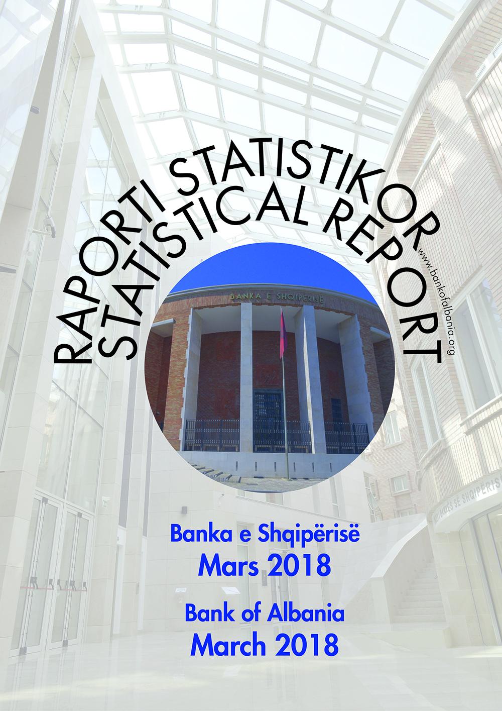 Raporti Statistikor - mars '18