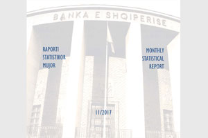 Raporti Statistikor - nëntor '17