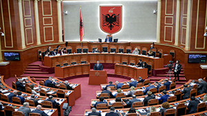 Governor Sejko presents the Annual Report 2017 to the Albanian Parliament