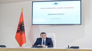Governor Sejko at the Press Conference on  MP decision on, 6 June 2018