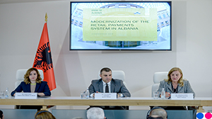 Bank of Albania organizes conference on ''Modernisation of retail payment systems in Albania''