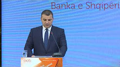 Governor Sejko at the 2nd Conference of the Albanian Association of Banks, 14.11.2017